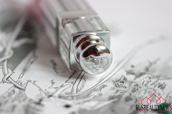 Dior Addict Milky Tint Nourishing Lip Fluid Wet Effect 286 Milky Plum
