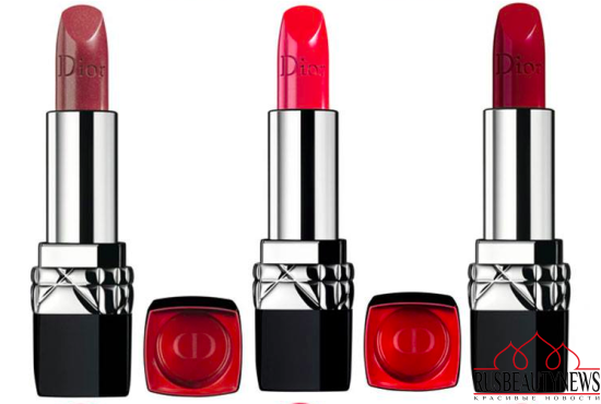 Dior New Rouge Dior Fall 2016 Collection lipp2