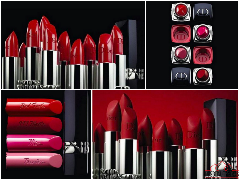 Dior New Rouge Dior Collection