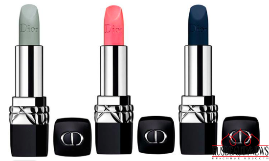 Dior Rouge Extreme Matte color