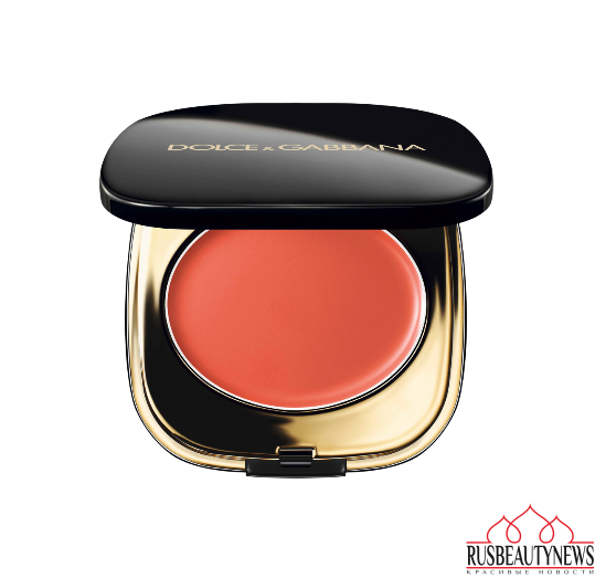 Dolce&Gabbana Blush of Roses Creamy Face Colour Collection blush Rosa Aurora 10