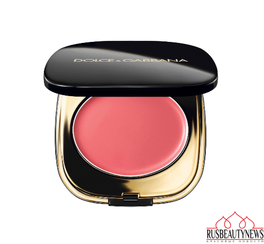 Dolce&Gabbana Blush of Roses Creamy Face Colour Collection blush Rosa Calizia 20