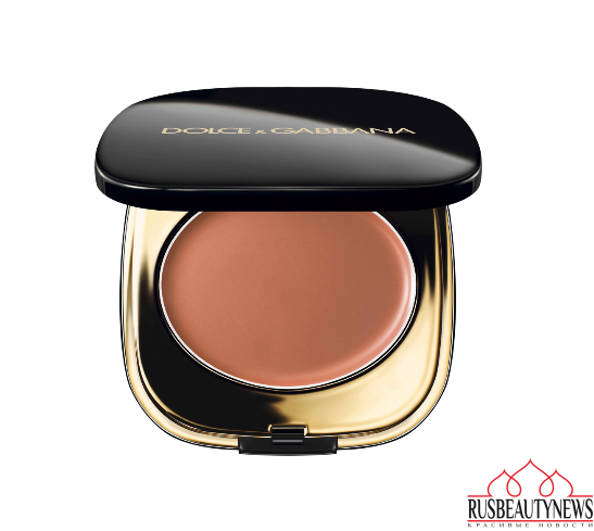 Dolce&Gabbana Blush of Roses Creamy Face Colour Collection bronzer