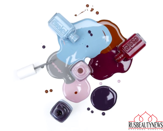 Essie Go Go Geisha Fall 2016 Collection look