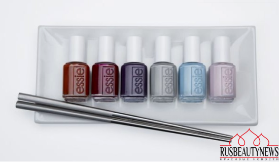 Essie Go Go Geisha Fall 2016 Collection look1