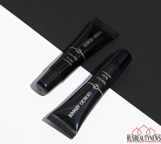 Giorgio Armani Beauty Him - Her Lip Care look