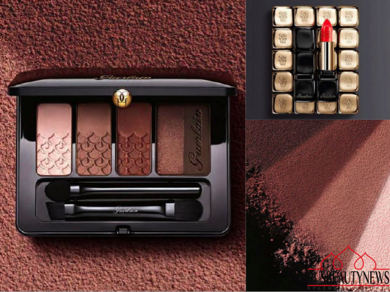 Guerlain French Lady Fall 2016 Collection