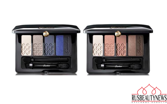 Guerlain French Lady Fall 2016 Collection palette1