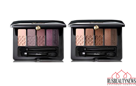 Guerlain French Lady Fall 2016 Collection palette2