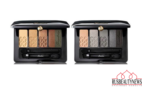 Guerlain French Lady Fall 2016 Collection palette3
