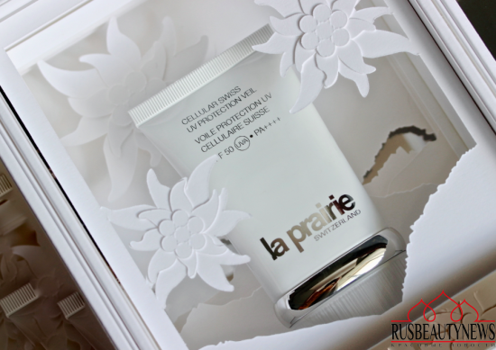 La Prairie  Cellular Swiss UV Protection Veil SPF 50 обзор