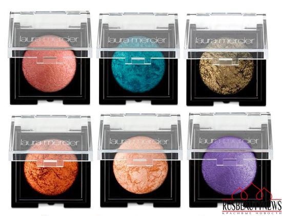 Laura Mercier Eyeconics Collection Fall Winter 2016 eyeshadow