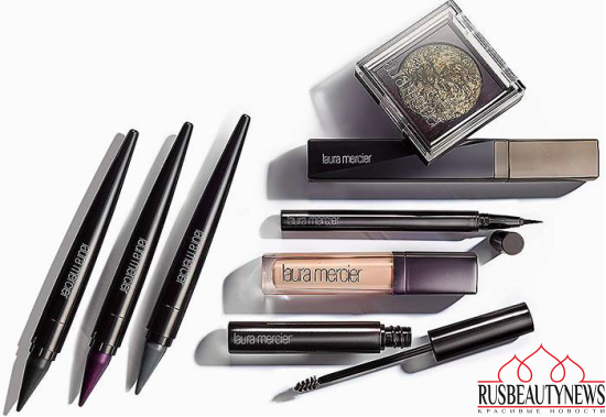 Laura Mercier Eyeconics Collection Fall Winter 2016 look1