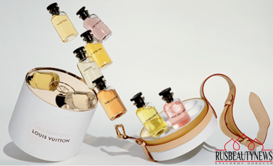 Louis Vuitton Les Parfums обзор
