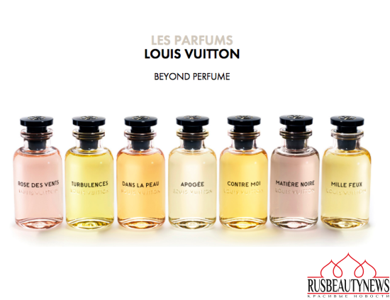 Louis Vuitton Les Parfums