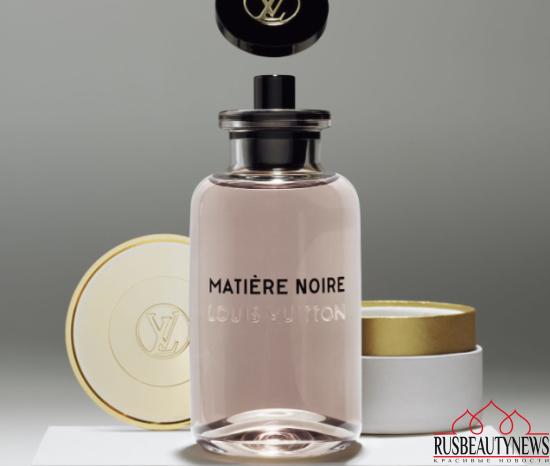 Louis Vuitton Les Parfums Matiere Noire