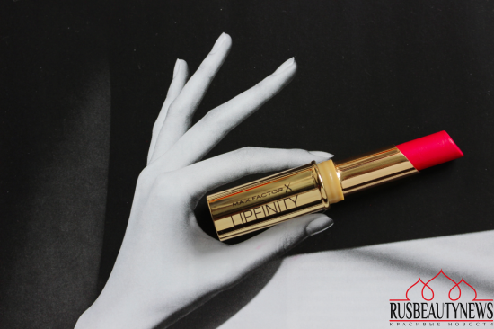 Max Factor Lipfinity Long Lasting Lipstick #45 So Vivid Review