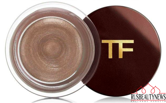Tom Ford Beauty Lip Contour Duos platinum eyeshadow