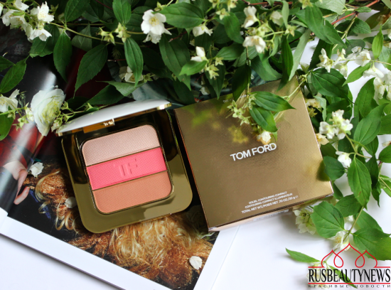Tom Ford Soleil Contouring compact The Afternooner Review