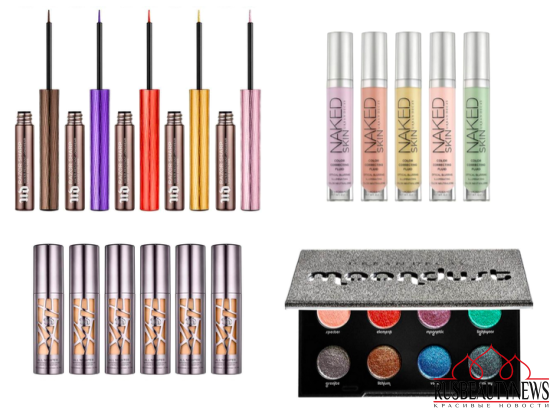 Urban Decay Fall 2016 Makeup Collection