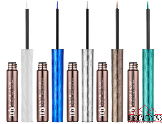 Urban Decay Fall 2016 Makeup Collection eyeliner1