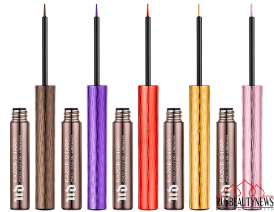 Urban Decay Fall 2016 Makeup Collection eyeliner2