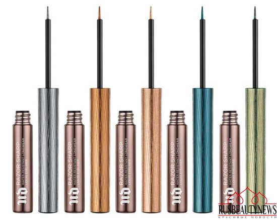 Urban Decay Fall 2016 Makeup Collection eyeliner3