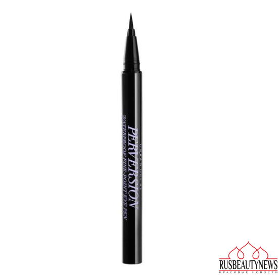 Urban Decay Fall 2016 Makeup Collection perversion liner
