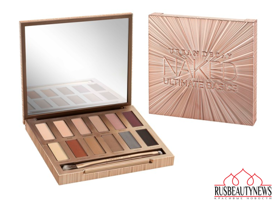 Urban Decay Naked Ultimate Basics Palette look1