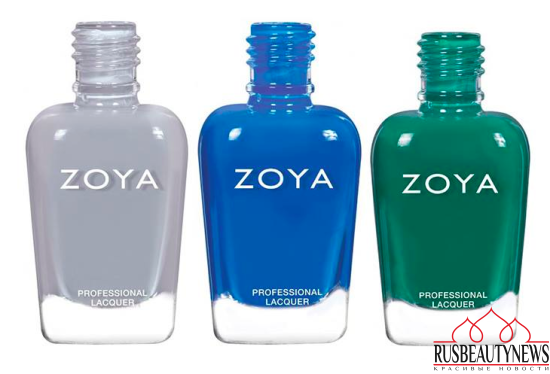 Zoya Urban Grunge Nail Collection Fall Winter 2016 color1