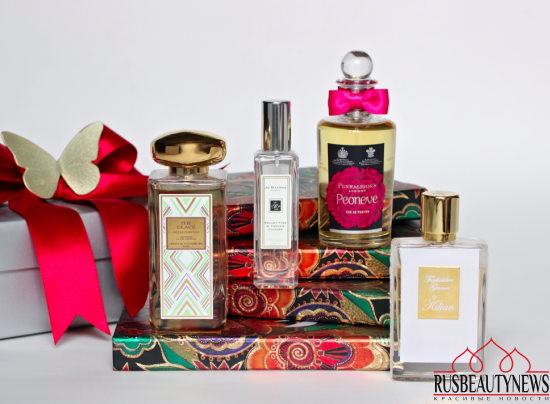 favorite perfumes in August