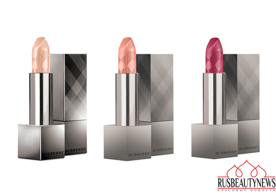 Burberry Beauty Fall 2016 Makeup Collection lipp