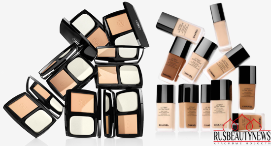 Chanel Le Teint Ultra Tenue Ultrawear Flawless Foundation & Compact обзор