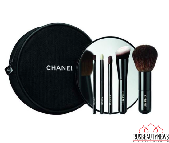 Chanel Libre Synthetic de Chanel Collection brush set