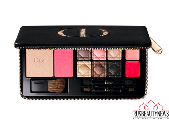 Dior Holiday 2016 Palettes & Sets big palette