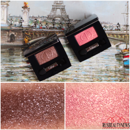 Dior Skyline 2016 Fall Collection Reflection Fusion swatches