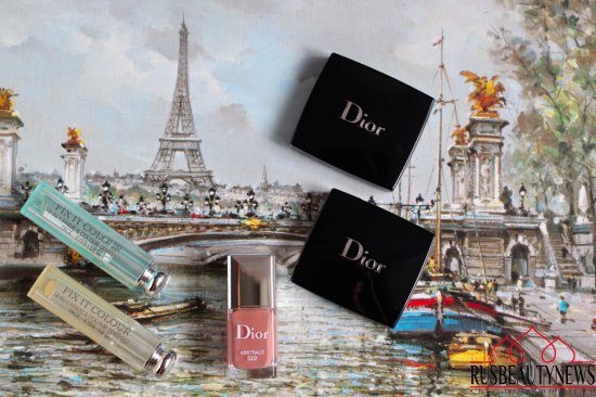 Dior Skyline 2016 Fall Collection Review