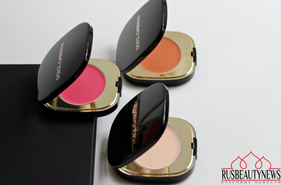 Dolce&Gabbana Blush of Roses Creamy Face Colour Collection  look1