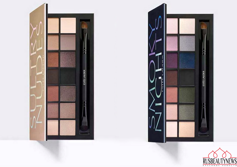 Estée Lauder Smoky Nights and Sultry Nudes