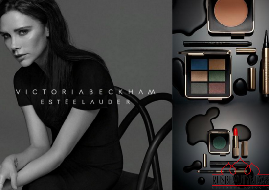Estee Lauder Victoria Beckham Makeup Collection Fall 2016