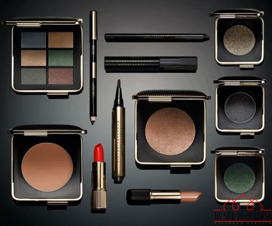 Estee Lauder Victoria Beckham Makeup Collection Fall 2016 look