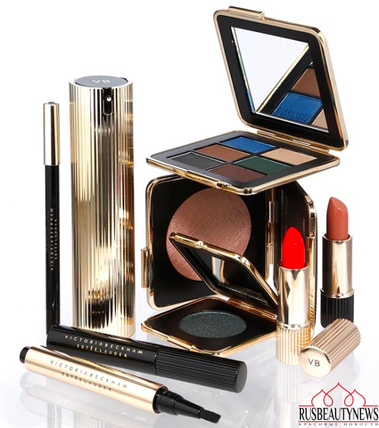 Estee Lauder Victoria Beckham Makeup Collection Fall 2016 look1