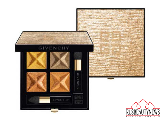 Givenchy Audace de l'Or Christmas 2016 Collection eyeshadow
