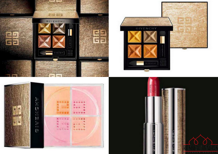 Givenchy Audace de l'Or Christmas 2016 Collection