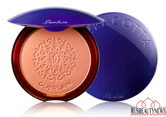 Guerlain Holiday 2016 Collection bronzer