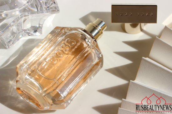 Hugo Boss Boss The Scent for Her обзор