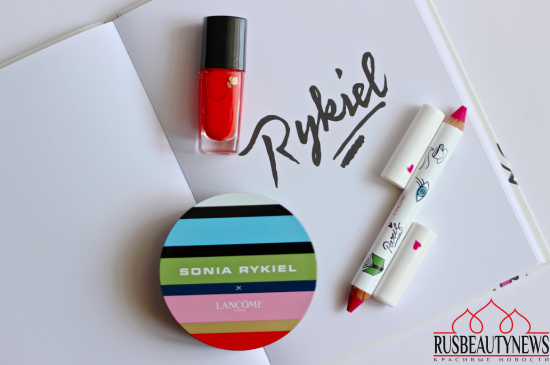 Lancome Sonia Rykiel Makeup Collection Fall 2016 Review