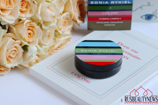 Lancome Sonia Rykiel Makeup Collection Fall 2016 cushion compact