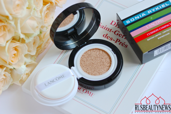 Lancome Sonia Rykiel Makeup Collection Fall 2016 miracle cushion