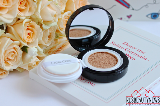 Lancome Sonia Rykiel Makeup Collection Fall 2016 miracle cushion 02 beige rose
